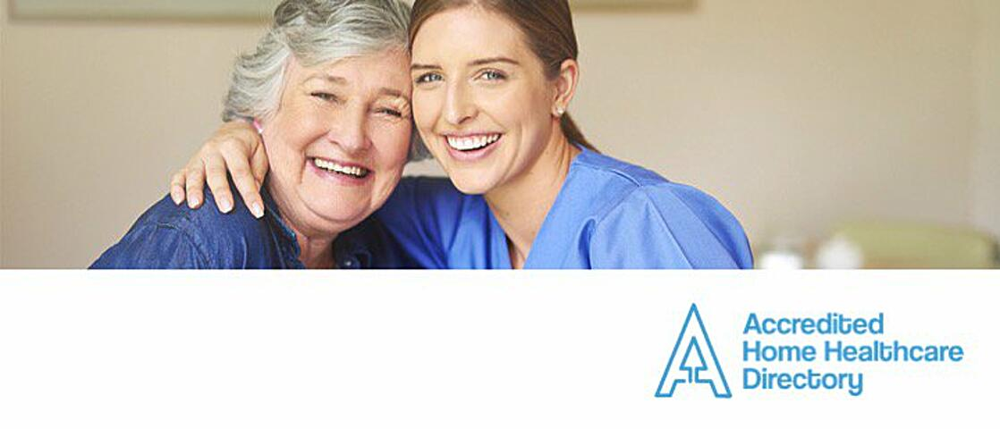 AccreditedHomeHealthcare.directory Header and Logo